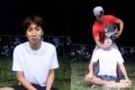 อีควางซู รับคำท้า Ice Bucket Challenge จาก โจอินซอง