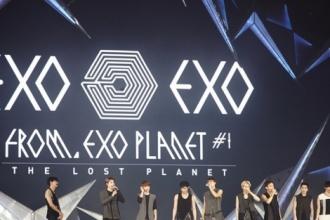 รูปภาพ EXO คอนเสิร์ต EXO in Bangkok