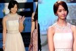 ยุนอา SNSD ปะทะ อึนจี Apink ใครดูดีกว่ากันในชุดราตรี