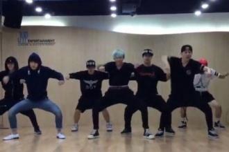 GOT7 โคฟเวอร์ 2PM เพลง Go Crazy