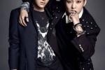 เทา ซิ่วหมิน EXO ควงคู่ถ่ายแบบให้ Harper's Bazaar