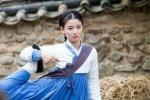 คิมยูจอง โชว์ยิมนาสติกในกองถ่าย The Night's watchman