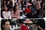 จีดราก้อน GD กับแฟนสาว Kiko ในงานเปิดตัว chanel ที่ปารีส