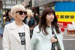 จูเนียล โชอา AOA ถูกพบเดินเที่ยวในญี่ปุ่นด้วยกัน