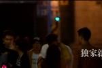 เทา exo ลือกอดและจูบสาวปริศนากลางดึก (มีคลิป)