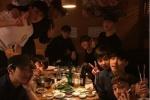 EXO รวมตัวกินเนื้อย่าง เซฮุน exo โพสต์หวาน ซารางแฮ