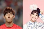 มินอา Girl's day เลิกกับซนฮึงมิน นักฟุตบอลชื่อดังแล้ว