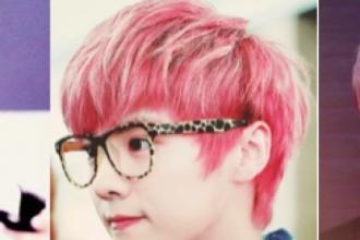 8 ไอดอลชายเกาหลีที่ทำผมสีชมพูได้จี๊ดซ่าสุดๆ