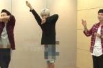 คลิป SJ น่ารักเว่อ อึนฮยอก ดงแฮแอบโชว์พุงเซ็กซี่จนโดนเบลอภาพ