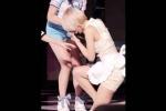 โชอา AOA เกิดอุบัติเหตุลื่นล้มบนเวทีขณะแสดง