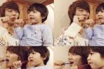 12 ดาราเกาหลีไอดอลเกาหลีฉายแววเป็นคุณพ่อแสนดีในอนาคต