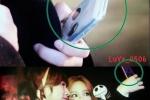 แบคฮยอน แทยอน แฟนคลับโพสต์ภาพถ่ายเคสมือถือของทั้งคู่ที่คล้ายกัน