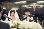 ซองมิน คิมซาอึน เผยภาพในงานแต่งงานและสถานที่ฮันนีมูนของทั้งคู่