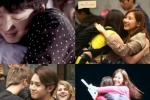 17 ภาพกอดสุดฟินของเหล่าไอดอลเกาหลีสำหรับวัน Hug Day