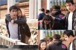 จูเนียร์ GOT7 โชว์ความแมนตากฝน! แบกสาว! กับบทบาทใน My Love Eun Dong