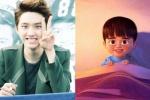 13 ไอดอลเกาหลีและคู่แฝดสุดเหมือนจากการ์ตูน Animation! แบ๊วได้อีก!!