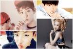 21 ภาพไอดอลเกาหลีที่จะทำให้แฟน ๆ อิจฉาอมยิ้มในมือพวกเขาหนักมาก!!