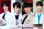 16 ไอดอลชายเกาหลีสวมมาดคุณหมอสุดฮอตในชุดกาวน์! พร้อมรักษาทุกคนแล้ว!!