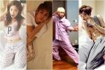 14 ชุดนอนของเหล่าไอดอลเกาหลีที่ไม่รู้จะน่ารัก เซ็กซี่ หรือจะฮากลิ้งดี?!!