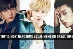 ท็อป 10 สมาชิกวงไอดอลชายเกาหลีที่มีภาพลักษณ์แบบแมน ๆ ! มากรี๊ดกัน!!