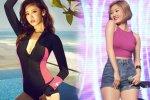 14 ไอดอลหญิงเกาหลีกับหุ่นโค้งเว้าที่เซ็กซี่ร้อนแรงทรงเสน่ห์สุด ๆ ของพวกเธอ!