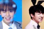 ชาวเน็ตเกาหลีเปรียบเทียบภาพถ่ายของเด็กฝึกหัดจาก Produce 101 กับคนที่มีชื่อเสียง!!