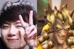 ถ้าเหล่าไอดอลเกาหลีเป็นตัวละครจาก Overwatch พวกเขาจะออกมาเป็นยังไงกันบ้างนะ?!