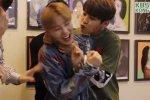 สมาชิก Wanna One แข่งเล่นเกมส์ใน Kiss The Radio ทีมแพ้ถูกทำโทษให้หอมแก้มกันเอง!