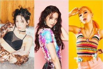 10 ไอดอลสาวเกาหลีในเวลาที่พวกเธอไม่ได้แต่งหน้า! ยังน่ารักไม่เปลี่ยนเลย!!
