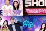 4 จาก 6 รายการเพลงเกาหลีจะงดออกอากาศสัปดาห์นี้!! + สาเหตุที่งดออกอากาศ