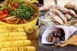 9 อาหารยอดฮิต ในฤดูใบไม้ร่วงที่ต้องกิน เมื่อไปเที่ยวที่เกาหลี!!