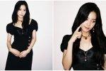 จีซู Black Pink คนชิค ถ่ายแบบนิตยสาร GQ Korea