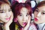 ซอฮยอน ซูยอง และ ทิฟฟานี กับโมเม้นท์ดี ๆ ที่มีร่วมกับ วง Girls' Generation