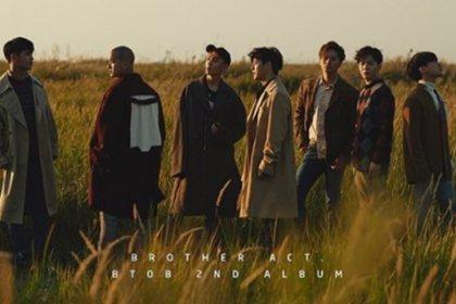 BTOB ปล่อยเพลง Missing You เพลงใหม่จากอัลบั้มชุดที่ 2 Brother Act