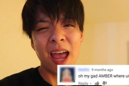 แอมเบอร์ f(x) กับ Vlog สุดฮา ที่ตอบคำถามแอนตี้แฟนว่า แอมเบอร์ หน้าอกเธออยู่ไหน?
