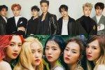 Red Velvet และ Super Junior เป็นแขกรับเชิญในรายการ Running Man ร่วมกัน!