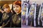 ลิซ่า Black Pink และ สร CLC นำทีม คนไทย ร่วมวางดอกไม้จันทน์ ณ สถานทูตไทยในเกาหลี