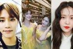 เยริ Red Velvet พูดเกี่ยวกับ การคอสเพลย์ชุดเดียวกับ แทอิล NCT ในงาน SM Halloween Party