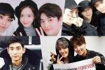 เหล่าคนดัง ร่วมให้กำลังใจหนุ่มๆ EXO ที่งานคอนเสิร์ต EXO PLANET #4 – The EℓyXiOn ในกรุงโซล