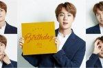 #WorldwideHandsomeDay แฮชแท็กทวิตเตอร์อันดับ 1 ในวันเกิดของ จิน BTS