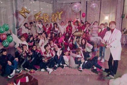 Starship Planet ต้อนรับเทศกาลคริสต์มาส ใน MV เพลงรวมศิลปิน Christmas Day