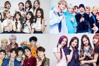 2017 SBS Gayo Daejun ประกาศรายชื่อไอดอลที่คอนเฟิร์มเข้าร่วมงานชุดแรก