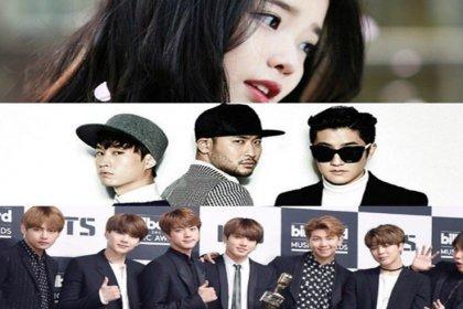 อัลบั้มเพลงของ IU Epik High BTS เป็นอัลบั้มที่ดีที่สุดในปี 2017 คัดเลือกโดย Billboard