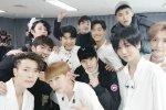 ศิลปิน SMTOWN แห่มาให้กำลังใจ Super Junior ที่คอนเสิร์ต Super Show 7