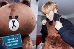 คิมแจจุง JYJ ได้จัดอีเว้นท์การกุศล Free Hug ในชุดคอสตูม เพื่อขอบริจาคให้กับหน่วยกู้ภัย