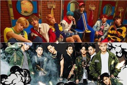 10 คลิปการเต้น Cover Dance ของแฟนคลับ K-Pop ในปี 2017 ที่ทุกคนไม่ควรพลาด