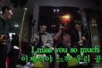 Wanna One ร้องคาราโอเกะเพลงของตัวเองในตัวอย่างรายการ Happy Together