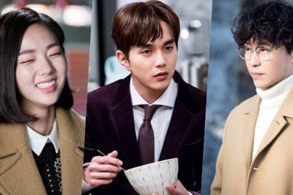 แชซูบิน ยูซึงโฮ และอูมคีจุน เข้าใกล้กันมากขึ้นในครึ่งที่ 2 ของละครเรื่อง I Am Not A Robot