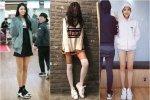 ไอดอลหญิงเกาหลีที่ดูดีแม้ว่าจะไม่ได้สวมรองเท้าส้นสูง!