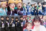 Red Velvet, SEVENTEEN, TWICE, VIXX และอื่น ๆ แชร์ภาพถ่ายจากงานกีฬาสีไอดอล